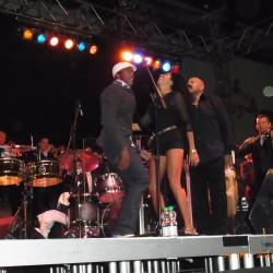 Konzert mit Oscar D'León